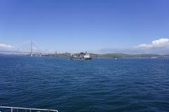 De Inval van Vladivostok Royalty-vrije Stock Foto