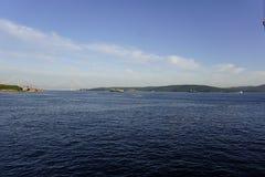 De Inval van Vladivostok Stock Afbeelding