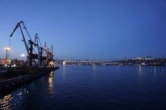 De Inval van Vladivostok Stock Foto