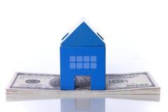 De investering van het huis Stock Afbeeldingen