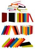 De inzameling van boeken Royalty-vrije Stock Foto