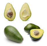 De Inzameling van de avocado Stock Foto's
