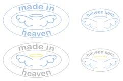 De Inzameling van de hemel Stock Afbeelding
