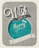 De inzameling van de Kerstmisdecoratie voor prentbriefkaaren en ander Kerstmisontwerp. Stock Foto