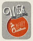 De inzameling van de Kerstmisdecoratie voor prentbriefkaaren en ander Kerstmisontwerp. Royalty-vrije Stock Afbeeldingen