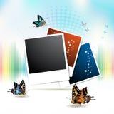 De inzameling van foto's Stock Afbeelding