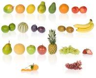 De inzameling van het fruit royalty-vrije stock fotografie