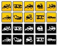 De inzameling van het vervoer Stock Foto's
