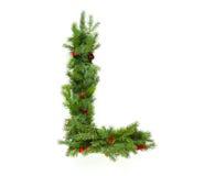De inzameling van Kerstmisbrieven Royalty-vrije Stock Afbeelding