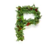 De inzameling van Kerstmisbrieven Stock Afbeeldingen