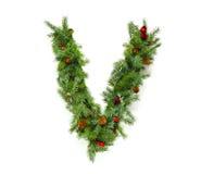 De inzameling van Kerstmisbrieven Royalty-vrije Stock Foto