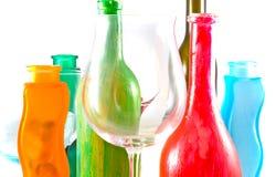 De inzameling van wijnen Royalty-vrije Stock Fotografie