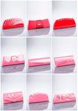 De inzameling van zakken Stock Afbeeldingen