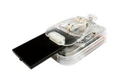 De ionenbatterij van het lithium Stock Foto's