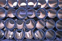 De irrigatie leidt 1 door buizen royalty-vrije stock foto