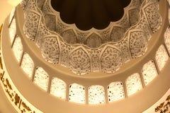 De Islamitische schrijver uit de klassieke oudheid van het ontwerppatroon royalty-vrije stock afbeelding