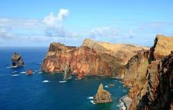 de island το Σάο ponta της Μαδέρας ο στοκ φωτογραφίες