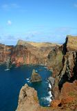 de island το Σάο ponta της Μαδέρας ο στοκ φωτογραφία με δικαίωμα ελεύθερης χρήσης