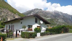 De Italiaanse Alpen Royalty-vrije Stock Afbeelding
