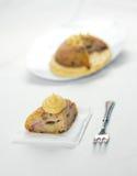De Italiaanse zoute cake van de Rijst genoemd Sartu Di Riso Royalty-vrije Stock Foto's