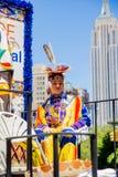 de 13de Jaarlijkse van de de Stadsdans van New York Parade en Festival 2019 stock afbeeldingen