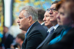 12de Jaarlijkse Vergadering van de Europese Strategie van Yalta (JA) Royalty-vrije Stock Fotografie