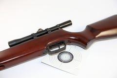 De jachtgeweer Royalty-vrije Stock Afbeelding