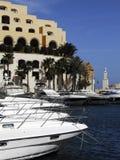 De Jachthaven van de luxe Royalty-vrije Stock Afbeelding