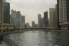 De Jachthaven van Doubai royalty-vrije stock afbeelding