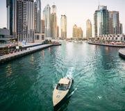 De Jachthaven van Doubai Royalty-vrije Stock Foto