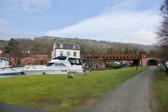 De Jachthaven van het kegelenbassin Royalty-vrije Stock Foto