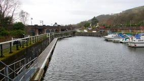 De Jachthaven van het kegelenbassin Royalty-vrije Stock Fotografie