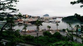 De Jachthaven van Nice stock fotografie