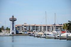 De Jachthaven van Puertovallarta Royalty-vrije Stock Fotografie