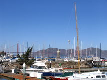 De Jachthaven van San Francisco Royalty-vrije Stock Fotografie