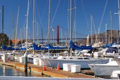 De Jachthaven van San Francisco Stock Foto