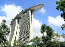 De jachthavenbaai schuurt hotel Stock Afbeelding