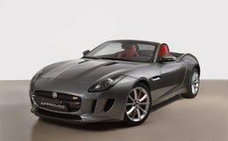 De Jaguar-auto Stock Fotografie