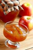 De jam van de appel. Royalty-vrije Stock Foto's