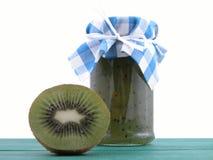 De jam van de kiwi Stock Foto's