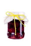 De Jam van Marmelade in een kruik Stock Fotografie