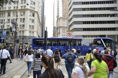 de janeiro Śródmieście Rio Fotografia Stock
