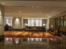 15 de janeiro de 2017, Kuala Lumpur No olhar do hotel Sunway Putrael Sunway Fotografia de Stock Royalty Free