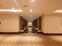 15 de janeiro de 2017, Kuala Lumpur No olhar do hotel Sunway Putrael Sunway Fotografia de Stock