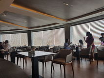 15 de janeiro de 2017, Kuala Lumpur No olhar do hotel Sunway Putrael Sunway Foto de Stock Royalty Free