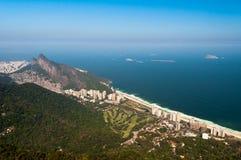 de Janeiro krajobrazowy Rio fotografia royalty free