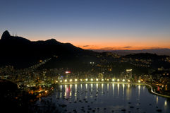 de Janeiro Rio Obraz Royalty Free