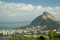 de Janeiro unikalny krajobrazowy Rio s Zdjęcie Stock