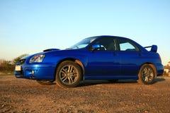De Japanse Auto van Prestaties Stock Fotografie