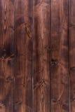 De Japanse donkere textuur van het pijnboomhout Stock Afbeeldingen